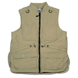 Big Pockets Equatorial Vest
