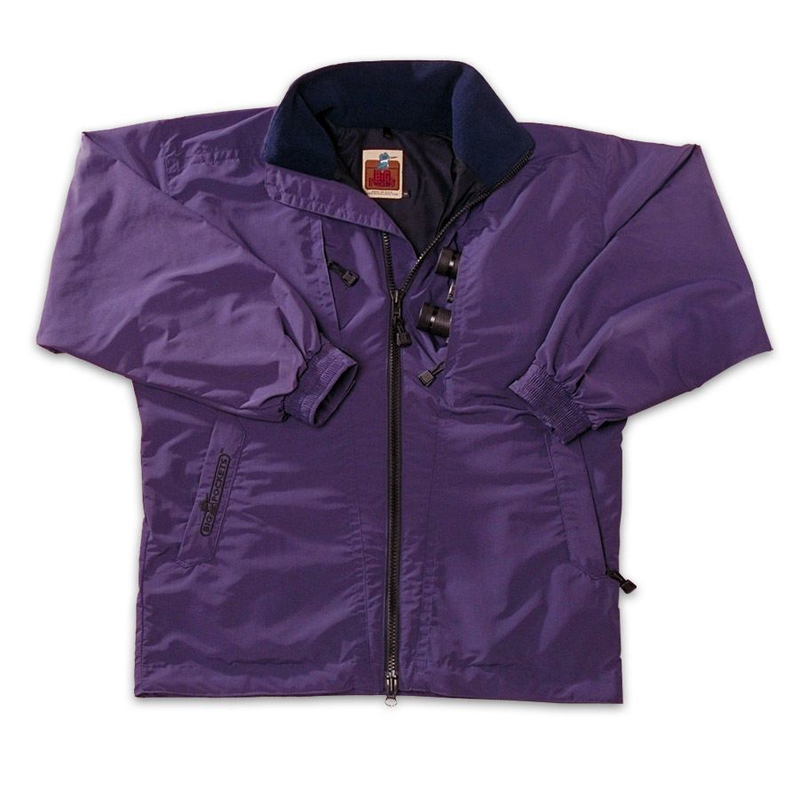 Big Pockets Field Pro Water Resistant Breathable Windproof Jacket Big Pockets Clothing