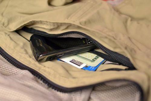 Hidden Security Pocket